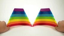 Hello Carbot turning mecard rainbow color transformation play 헬로카봇 터닝메카드 색깔 변신놀이