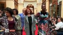 Ces femmes stars et anonymes de plus de 50 ans qui défilent pour montrer qu'elles existent encore !