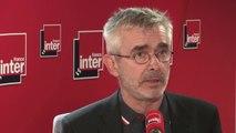 """Yves Veyrier, secrétaire général de Force Ouvrière sur la réforme de l'assurance chômage : """"C'est pas en sanctionnant ceux qui subissent la précarité qu'on va résoudre le problème"""""""
