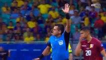 Copa America : Le Brésil accroché par le Venezuela et hué !