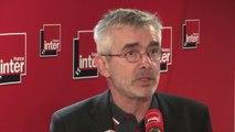 """Yves Veyrier, secrétaire général de Force Ouvrière, sur la dégressivité des indemnités de cadres qui gagnent plus de 4500 euros brut : """"Plus de la symbolique qu'autre chose"""" #le79Inter"""