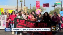 Push to solve Native American crimes