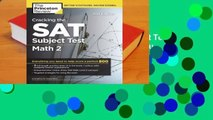 Full E-book Cracking the SAT Subject Test in Math 2, 2nd Edition: Everything You Need to Help