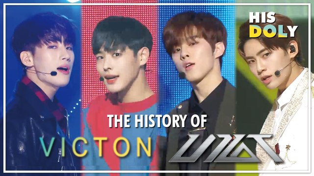 UP10TION & VICTON Special ★Since Debut to 2019★ (58m Stage Compilation)