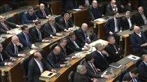 El Parlamento de Líbano da luz verde al nuevo Gobierno del país