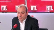 Laurent Berger invité de RTL du 19 juin 2019