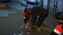 Se registran 200 litros por metro cuadrado en tan solo dos horas en la provincia de Castellón