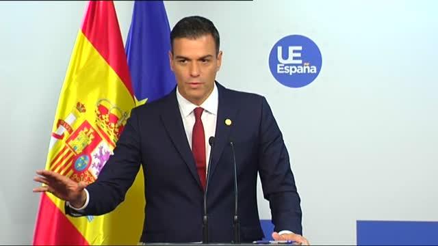 """Sánchez: """"La oposición dice lo que piensa pero no piensa lo que dice"""""""