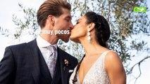 La brutal pelea de Pilar Rubio (y con una mujer) en la boda con Sergio Ramos