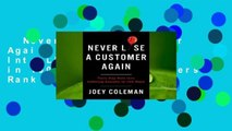 Never Lose a Customer Again: Turn Any Sale Into Lifelong Loyalty in 100 Days  Best Sellers Rank