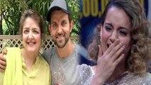 Hrithik Roshan's sister Sunaina Roshan supports Kangana Ranaut; Check Out | FilmiBeat