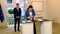 Pablo Iglesias visitará a Oriol Junqueras en prisión el viernes 19 de octubre
