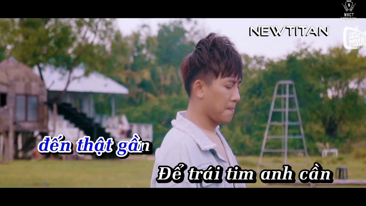 [Karaoke] Anh Cần Em (I Need You) - Châu Khải Phong ft. Khang Việt [Beat]