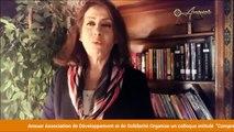 Anouar Association de Développement et de Solidarité Organise un colloque intitulé Comprendre crée le changement Animée Par Wafa El Emrani