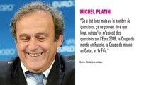 Mondial 2022 : Michel Platini accusé de corruption, il est sorti de garde à vue