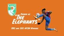Feature: Ivory Coast AFCON team profile