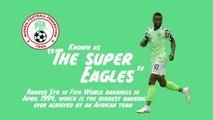 Feature: Nigeria AFCON team profile