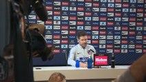 Rueda de prensa del entrenador del Atlético de Madrid, Diego Pablo Simeone