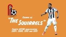 Feature: Benin AFCON team profile