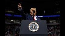 «L'Amérique ne sera jamais un pays socialiste»: Trump lance sa campagne pour 2020