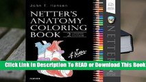 Full E-book Netter\'s Anatomy Coloring Book Updated Edition For Full ...