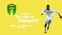 Feature: Mauritania AFCON team profile