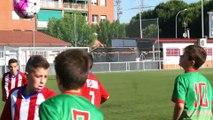 1r Torneo de Can Parellada 2019 Categoría Alevín A. Can Parellada- Sant Quirze