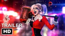 GOTHAM CITY SIRENS -2019- Trailer HD Concept - Margot Robbie, Anne Hathaway, Peyton List