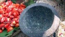 Les petits Pois pomme de terre au Curry  Santé Alimentaire du Village par la grand-mère | la Vie du Village