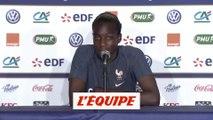 Asseyi «Quand on me dit France - Brésil, je pense à 98» - Foot - CM 2019 - Bleues