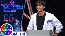 THVL | Lynk Lee đưa ra đáp án rất nhanh cho câu hỏi quyết định | Truy tìm cao thủ - Tập 25