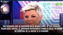 """Terelu Campos o """"Bigote Arrocet tiene una amiguita"""". El bochorno de María Teresa Campos"""