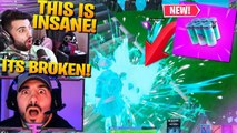 *NEW* CHUG SPLASH! THIS WILL CHANGE FORTNITE!! ft. Nickmercs | Fortnite Battle Royale Gameplay