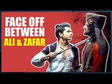 Aladdin - Naam Toh Suna Hoga: Ali and Zafar's face off