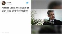 Affaire des «écoutes». Nicolas Sarkozy sera jugé pour corruption