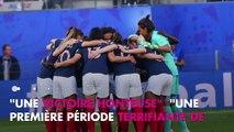 Coupe du monde féminine : Denis Brogniart recadre la presse, un journaliste lui répond