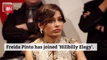 Freida Pinto's Next Movie Will Be On Netflix