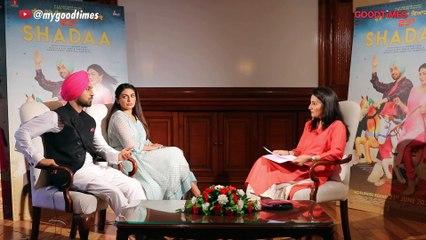 Diljit Dosanjh And Neeru Bajwa's Laugh Riot | When Diljit Dosanjh Met Justin Bieber | Shadaa