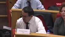 Claude Faucher, délégué général de l'Union des transports publics et ferroviaires, évoque une potentielle taxation des plus-values foncières et immobilières.