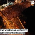 Hong Kong protests against China's extradition agreement