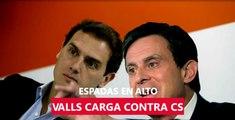 Manuel Valls critica que Ciudadanos haya pactado con Vox