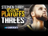 Stephen Curry ALL 92 Three-Pointers in 2019 Playoffs, All-Time LEADER- - FreeDawkins