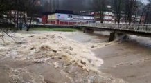 Intensas lluvias afectan desde este martes a Asturias