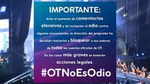 OT denunciará comentarios ofensivos en redes sociales