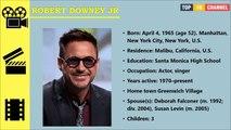 Top 10 Robert Downey Jr Movies  Robert Downey Jr Movies List