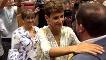 El PSOE apoya a Geroa Bai para la presidencia del Parlamento navarro