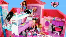 Barbie Sisters Family Trip to Disney, Cruise Ship and Camping Outdoor Adventures-