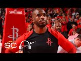 Chris Paul wants to be traded from the Rockets – Ryen Russillo - SC with SVP - Golic and Wingo
