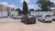 Tres personas heridas por deflagración en el laboratorio de un instituto de Sevilla