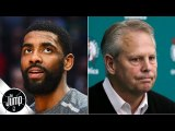 Kyrie Irving has 'ghosted' the Celtics ahead of free agency, according to a report - The Jump